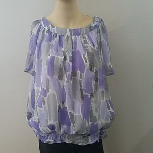 Alfred dunner size 18 blouse